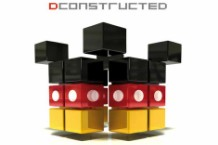 disney, walt disney records, dconstructed, edm