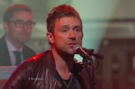 Watch Damon Albarn Introduce Blithe 'Mr. Tembo' on 'Kimmel'