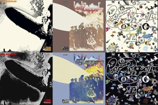 led zeppelin, reissues