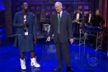 Watch Le1f, in a Kilt, Strut His Best 'Wut' on 'Letterman'