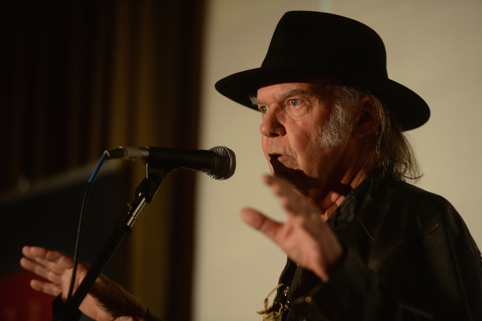 neil young, ponomusic, sxsw 2014, a letter home