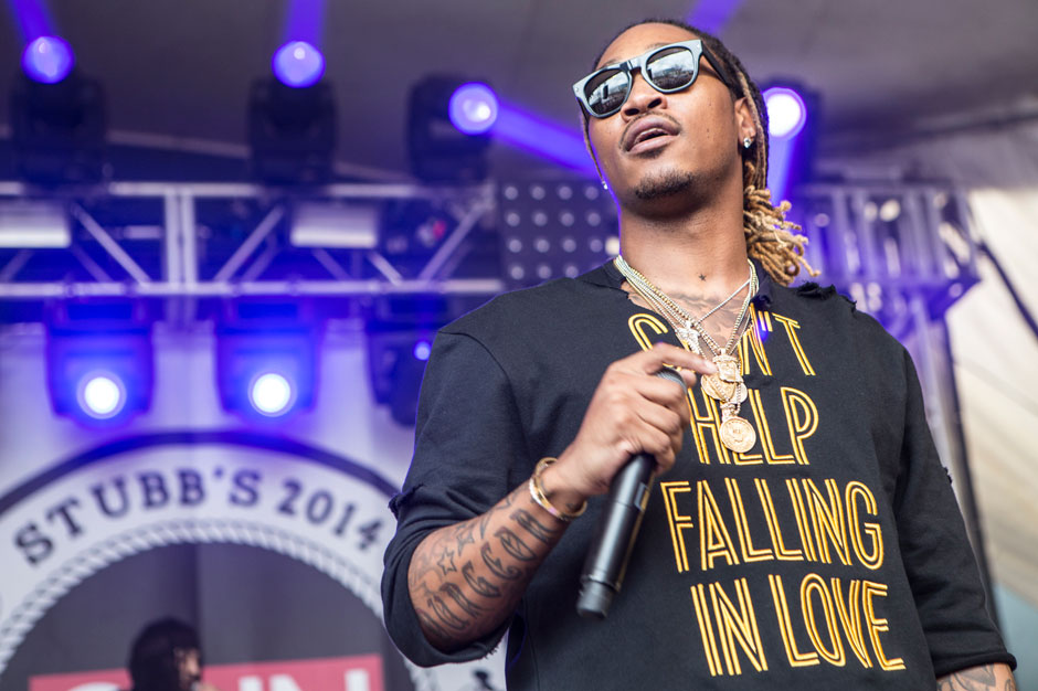 Future at SPIN at Stubb's, March 14, 2014