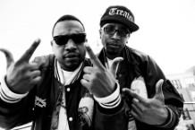 DJ Rashad and DJ Spinn