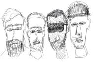 Hear 3D's Thumping Remix of Higgins Waterproof Black Magic Band's 'Mad Lifeline'