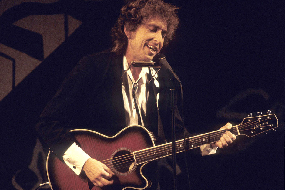'Bob Dylan in the '80s' Tribute Comp Gives a Maligned Era the Respect It Deserves