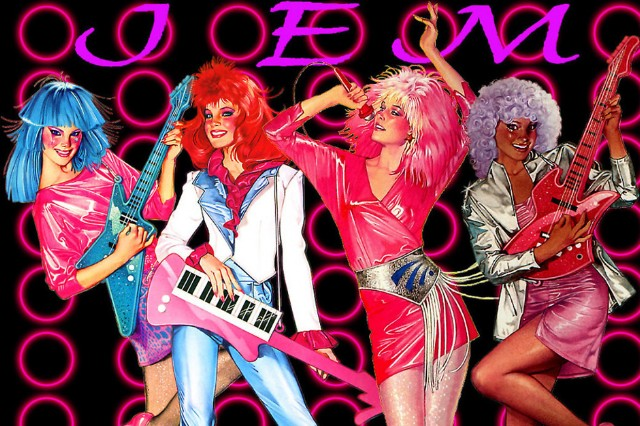 Jem and the Holograms Movie Remake 80s Cartoon