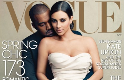 Here's What Happens at a Kanye West, Kim Kardashian Cover Shoot