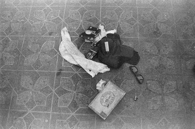 Kurt Cobain Death Scene Photos Unreleased Suicide