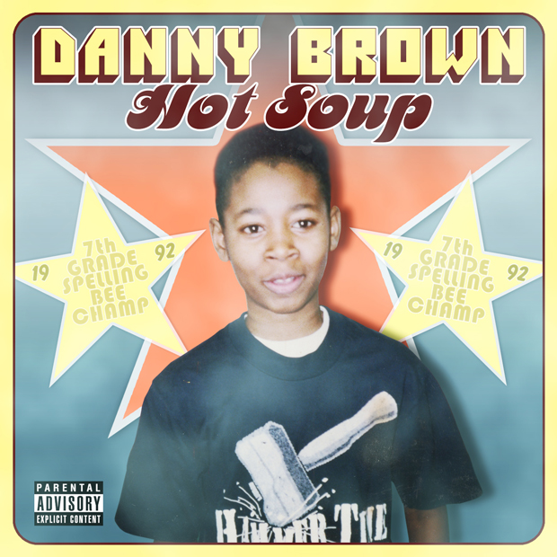 Danny Brown Contra Stream Hot Soup Album Konami Code