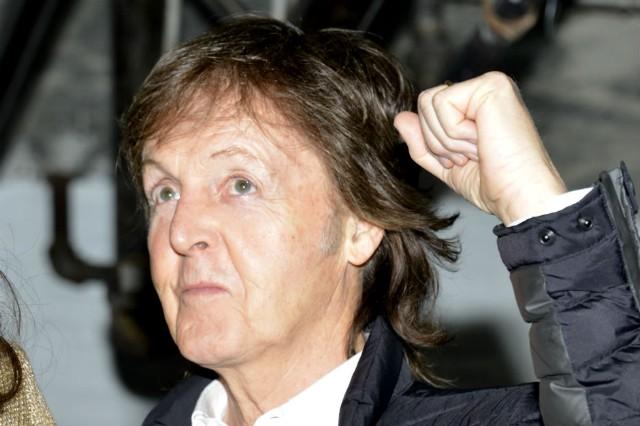 Paul McCartney, Beatles auction
