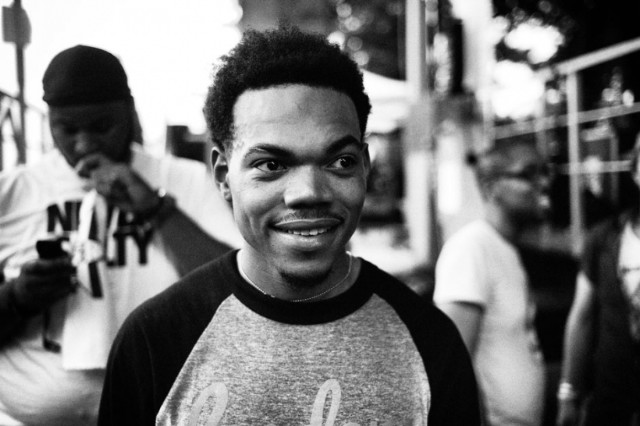 Chance the Rapper, the Social Experiment, Home Studio (Back Up in this Bitch), stream