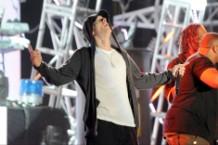 Eminem Performs Live