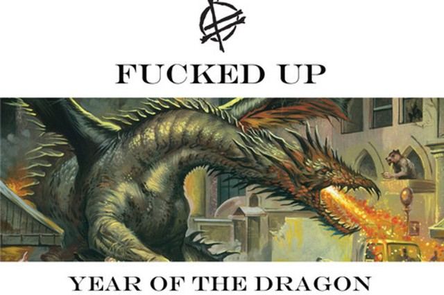 fucked up, year of the dragon, single