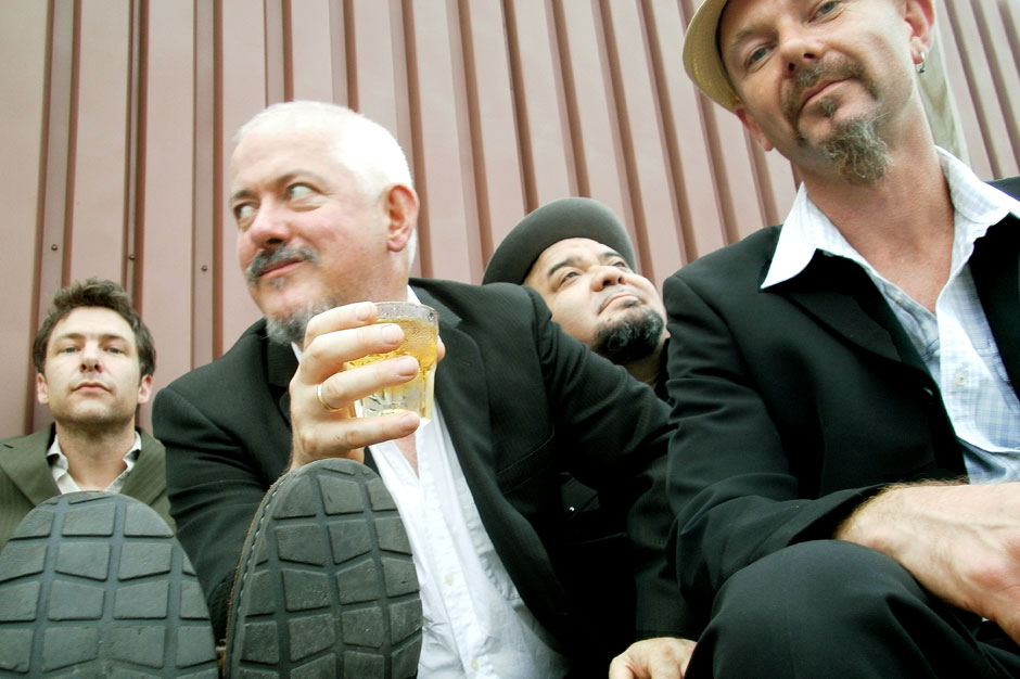 Jon Langford Questions War, Puff Pieces on Delightful 'Here Be Monsters'