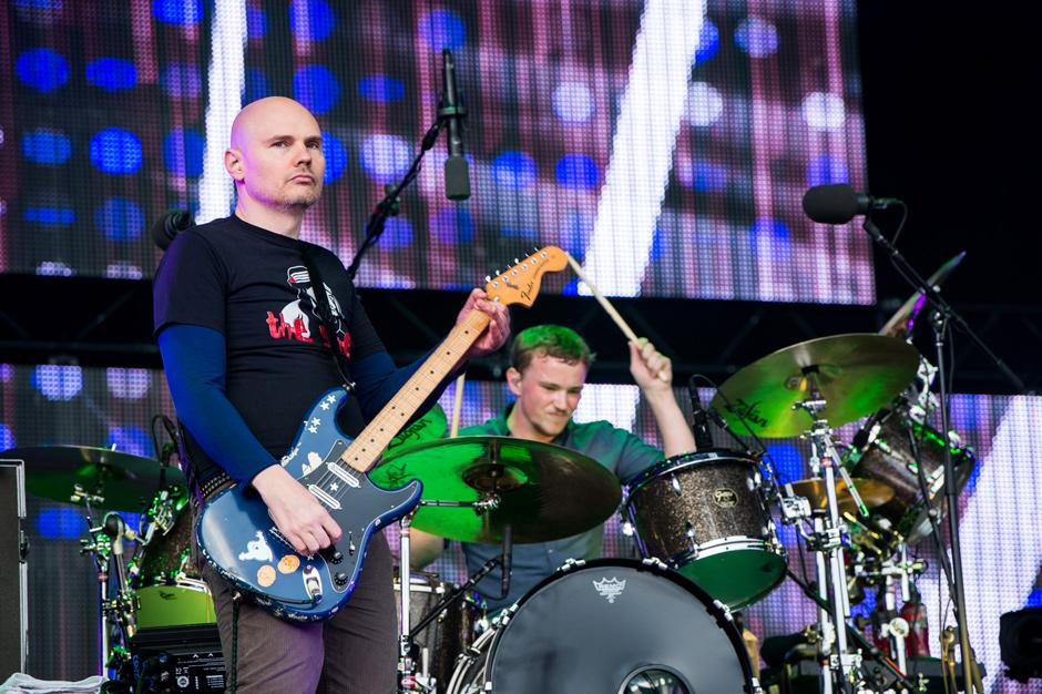 Smashing Pumpkins New Album 2015 Billy Corgan Panopticon