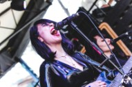 Watch Dum Dum Girls Rip Through 'Rimbaud Eyes' at SXSW