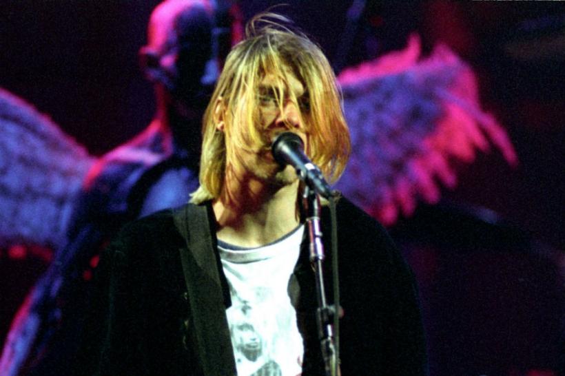 Rare Nirvana Photos Kurt Cobain Rock Paper Photo