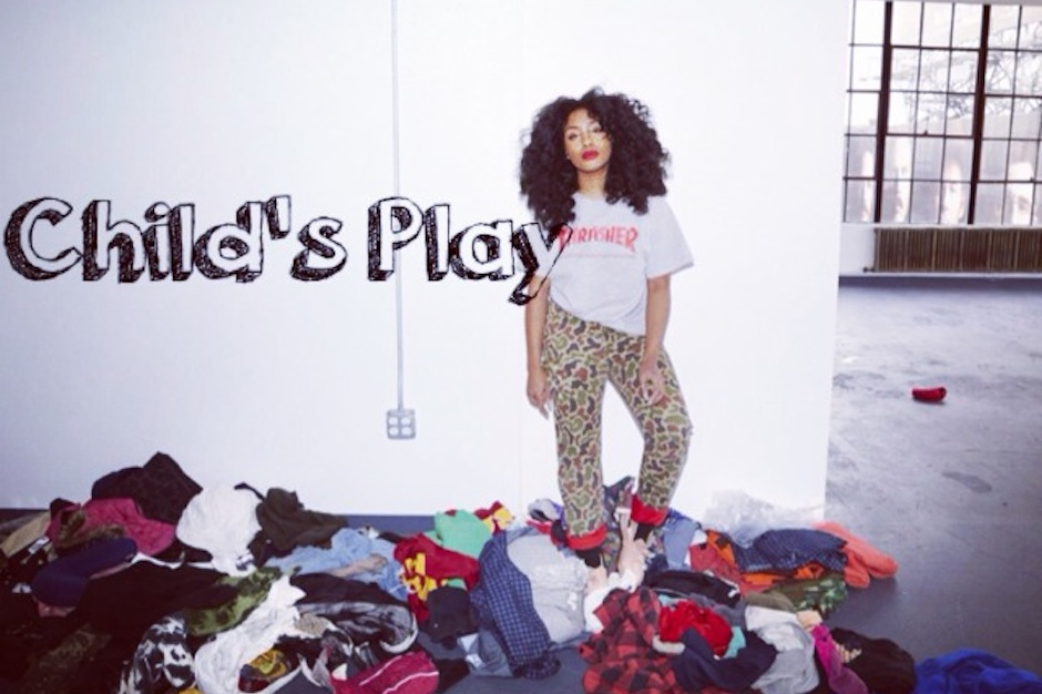 """SZA, Chance the Rapper, """"Childs Play,"""" TDE, Nintendo, 'Street Fighter'"""