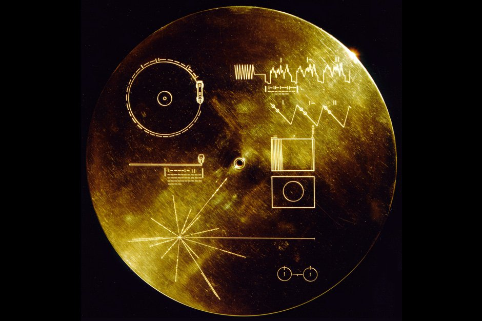"""Laurie Spiegel, """"Harmonices Mundi,"""" the Voyager's 'Golden Record'"""