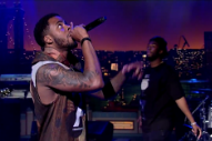 Sage the Gemini and Iamsu!'s 'Gas Pedal' Shows Its Mettle on 'Letterman'