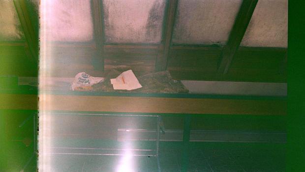 Kurt Cobain, death scene