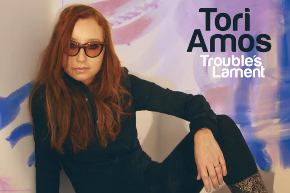Stream Tori Amos' Perfect Return 'Trouble's Lament'