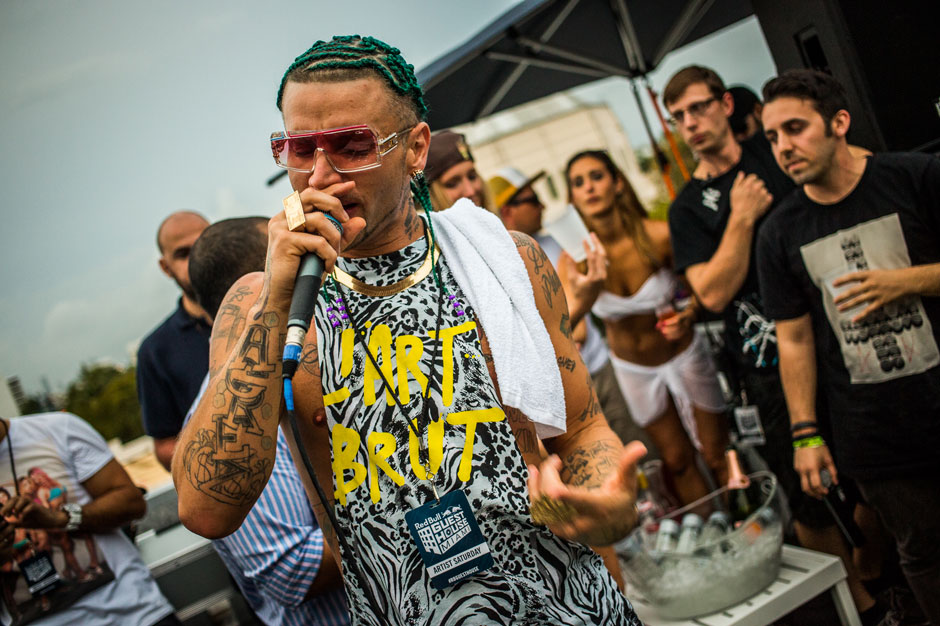 RiFF RAFF at Red Bull Guest House, WMC, Miami, March 27-30, 2014