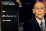 ESPN Analyst George Karl Is a Huge Gucci Mane Fan