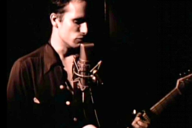 Jeff Buckley 'Hallelujah' Library of Congress
