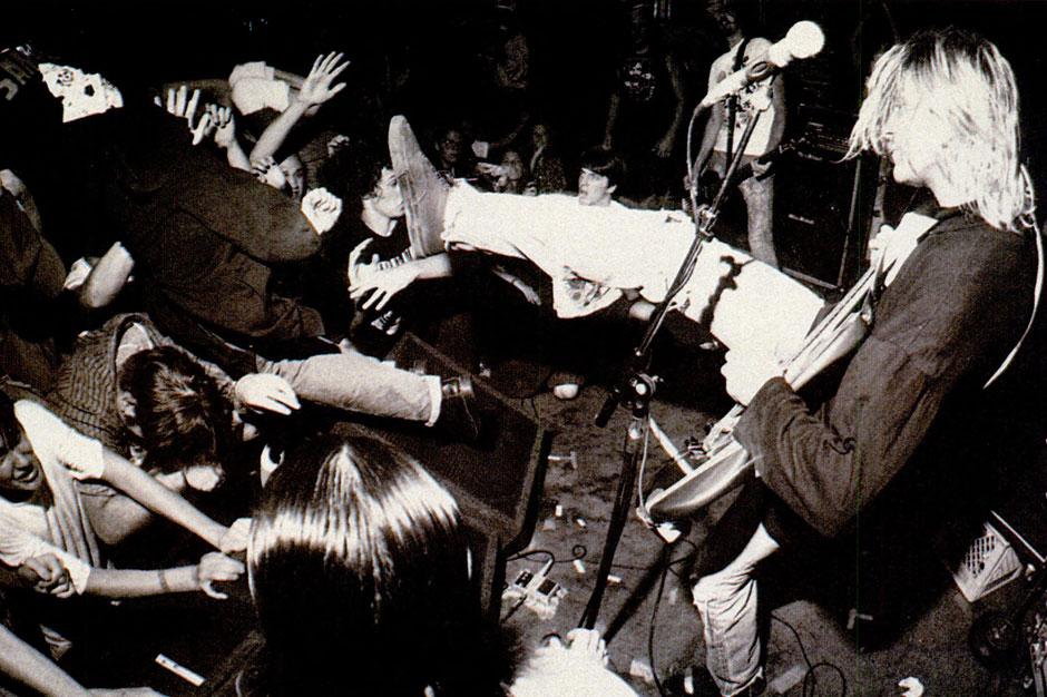Nirvana The 1994 Cover Story On Kurt Cobain S Death