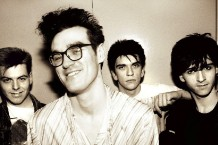 Smiths, Madonna, 1983, Danceteria, New Year's Eve