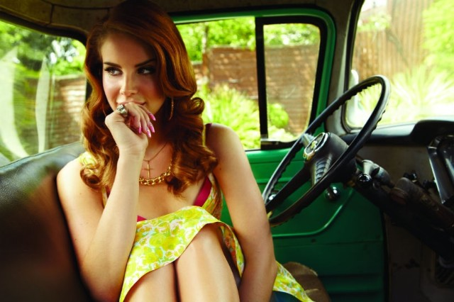 "Lana Del Rey, ""Meet Me in the Pale Moonlight,"" stream"