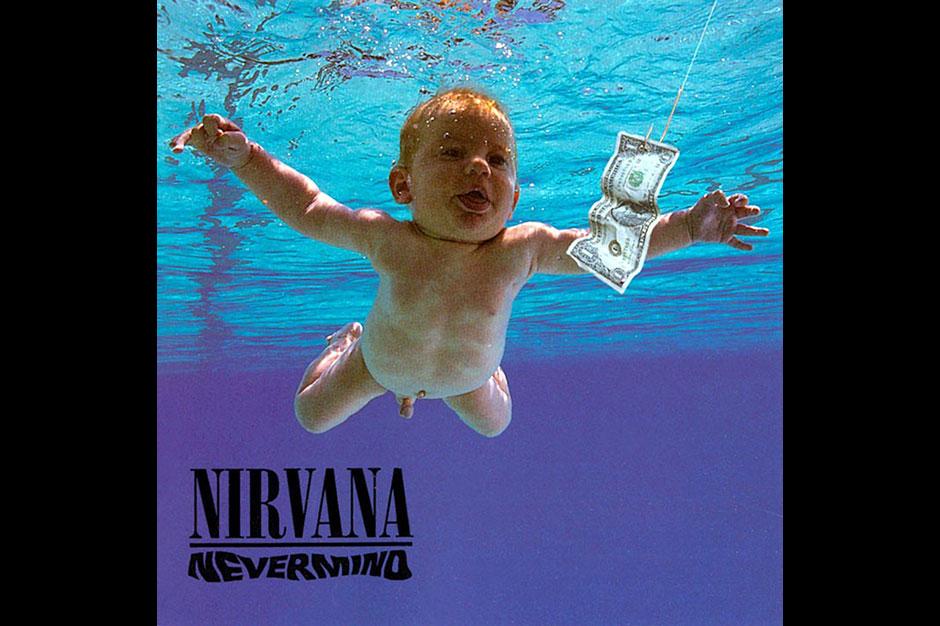 Nirvana, <em>Nevermind</em> (DGC), 1991