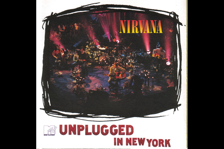 Nirvana Mtv Unplugged Album Cover Nirvana  emMTV Unplugged in