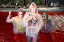 Avey Tare's New Trio Delivers Chills, Thrills on 'Enter the Slasher House'