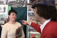 Perfect Pussy and Nardwuar Talk 'Sex Bands' and Prom Dresses