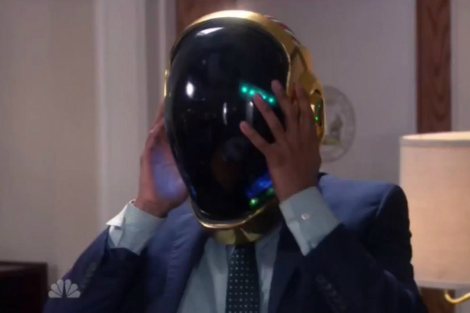 Parks and Recreation' Brings Daft Punk to Pawnee, Disses the