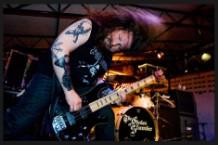The Gates of Slumber Bassist Death