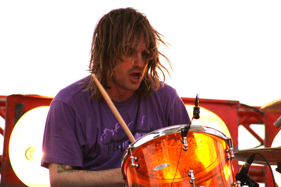 Flaming Lips Kliph Scurlock Drummer gone fired