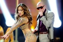 Pitbull Jennifer Lopez World Cup Anthem 'We Are One'