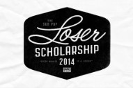 Apply for Sub Pop's 'Loser Scholarship'