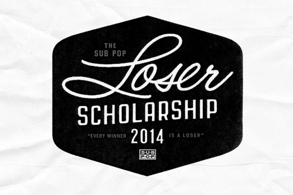 Sub Pop Loser Scholarship Application