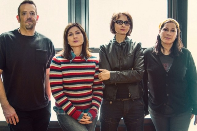 The Breeders, recording, new music
