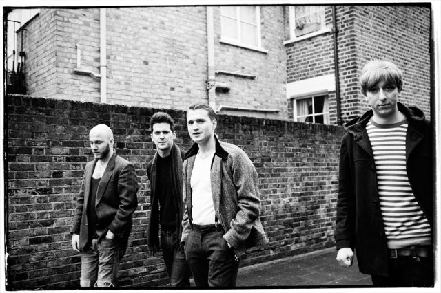 Wild Beasts in London, February 2014