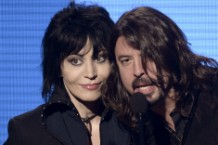 Joan Jett, Nirvana, Rock and Roll Hall of Fame