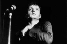 Joy Division frontman Ian Curtis