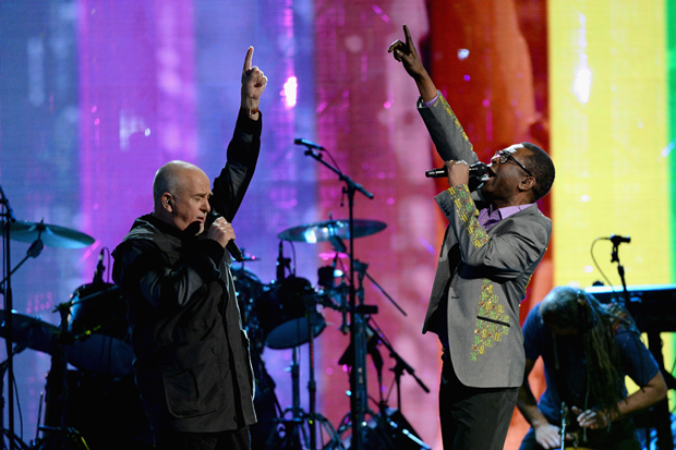 Rock and Roll Hall of Fame 2014 Best Moments