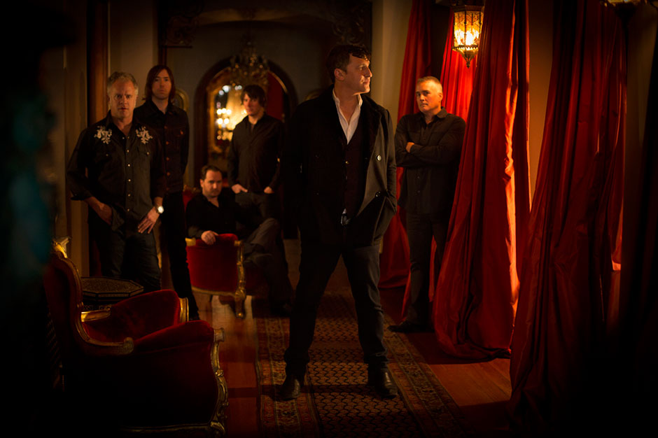 The Afghan Whigs Trounce Corgan, Channel Usher on Righteous Comeback 'Do to the Beast'