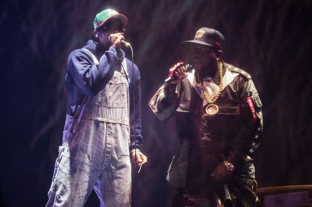Outkast at Coachella, Indio, California, April 11, 2014
