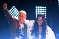 Watch Jack White, Eminem, Rihanna, and More at the MTV Movie Awards